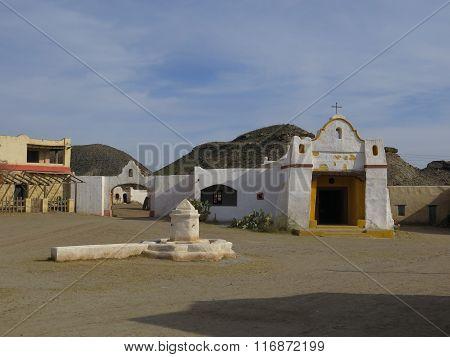Mexican Village Church