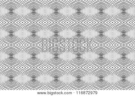 Background Abstract Black And White Texture 4