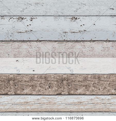 Close Up Of Seamless Wooden Vintage Texture