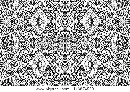 Background Abstract Geometrical Black And White 2