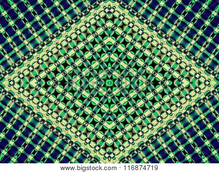 Geometrical Background. Collection - Cells. Artwork For Creative Design, Art, Entertainment