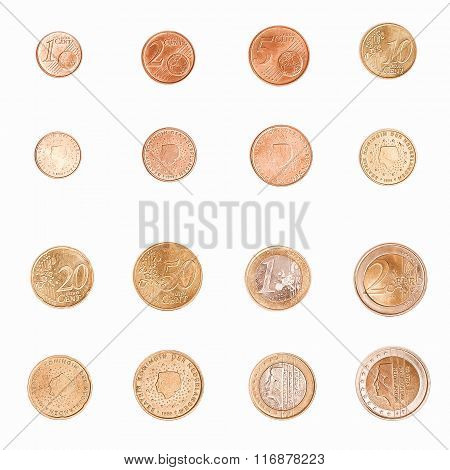 Euro Coin - Nederlands Vintage