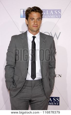 Scott Speedman at the Los Angles Premiere of