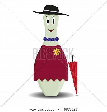 Skittle Female Character