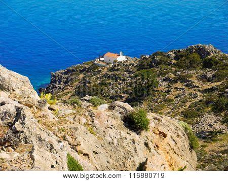 Church Above The Sea