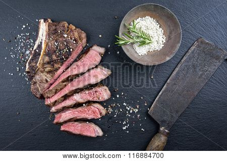 Dry Aged Barbecue Cote de Boef