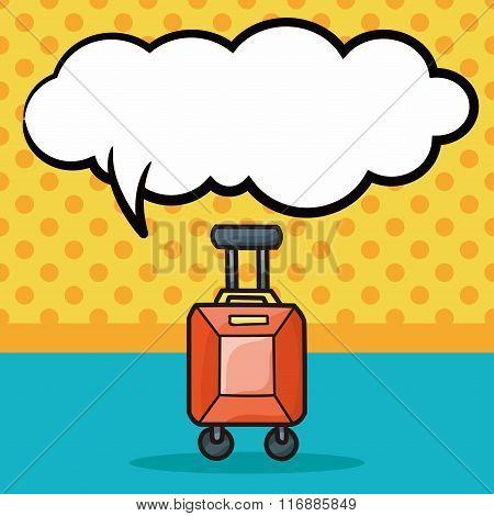 Suitcase Doodle