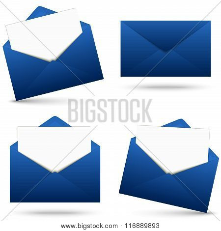 Envelopes With Notepad Collection