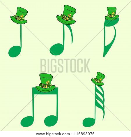 Notes by a St. Patrick's Day