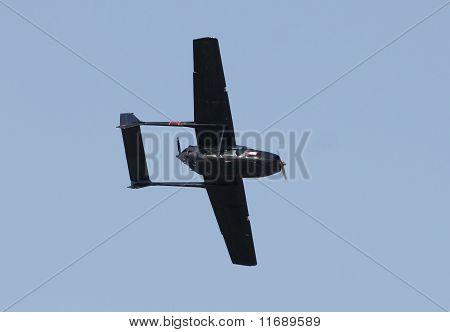 Vietnam War Era Airplane