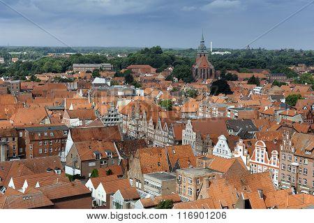 Hanseatic Topwn Luneburg, Germany