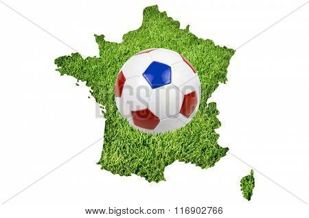 Euro cup football championat in France