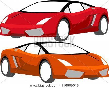 stock logo luxury cars