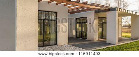 Modern Design Concrete House