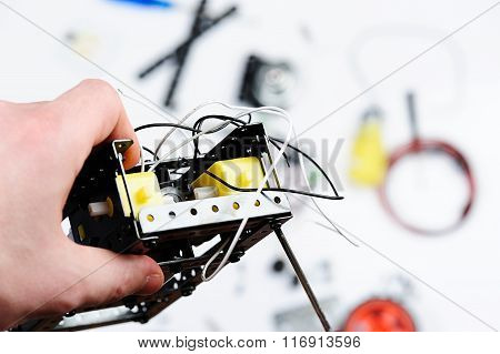 Screw Electronic Parts