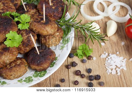 Small Meatballs