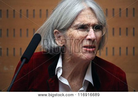 Donna Leon About Her Last Novel