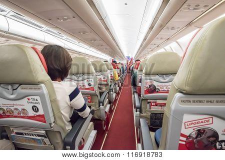 Interior Airbus A330-300
