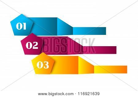 Infographic Element Lines