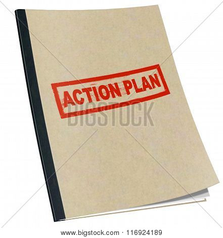 An illustration of an Action Plan Manual