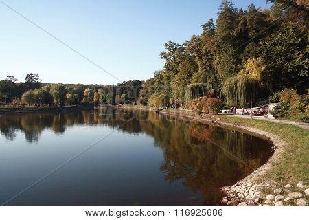 Early Autumn Landscape