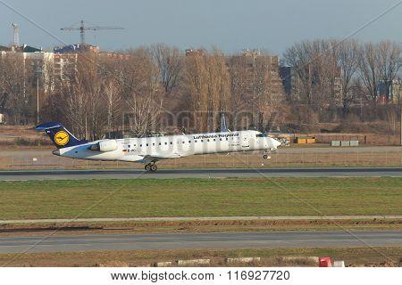 Lufthansa Bombardier Crj700