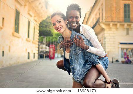 Never-ending friendship
