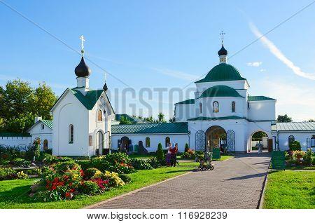 Holy Transfiguration Monastery, Murom, Russia