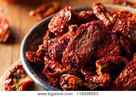 Organic Raw Sun Dried Tomatoes