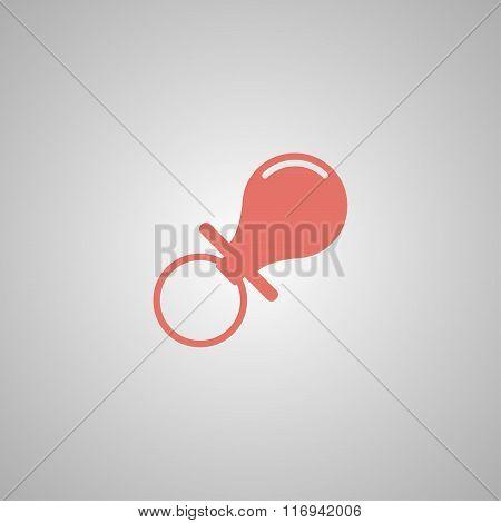 Baby Nipple Icon