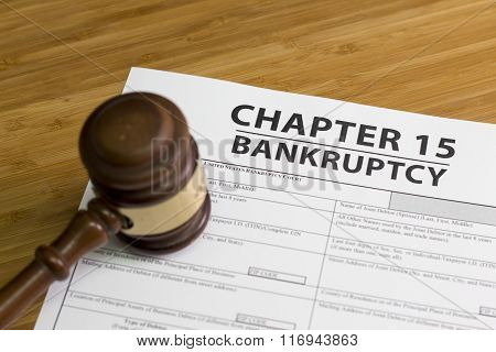 Bankruptcy Chapter 15