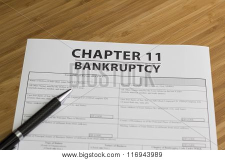 Bankruptcy Chapter 11