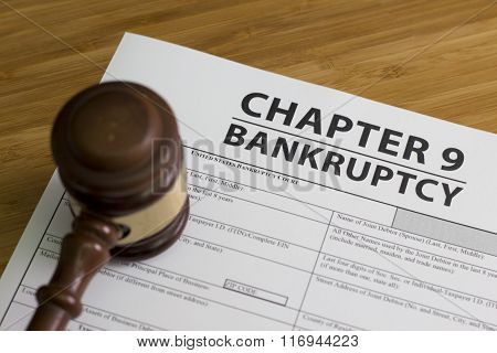 Bankruptcy Chapter 9
