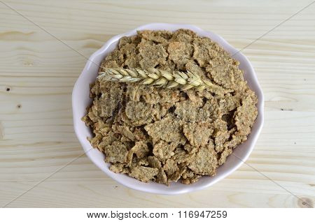 Cereals And Wheat Ears