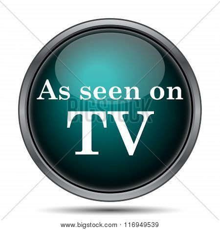 As Seen On Tv Icon