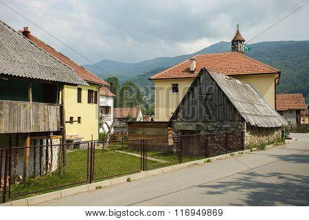 Gusinje Town