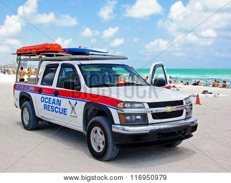 Auto Ocean Rescue