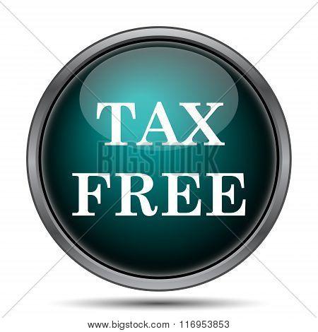 Tax Free Icon