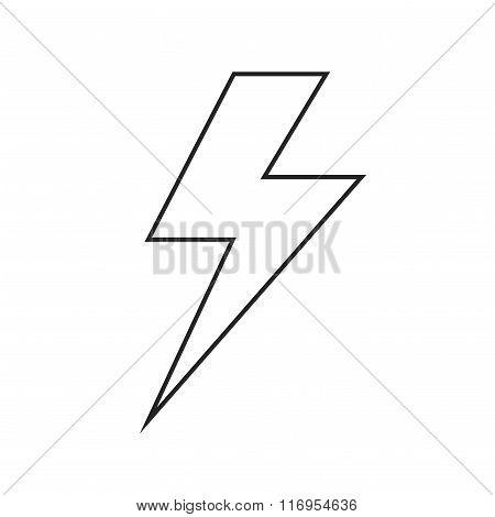 Line Icon Storm