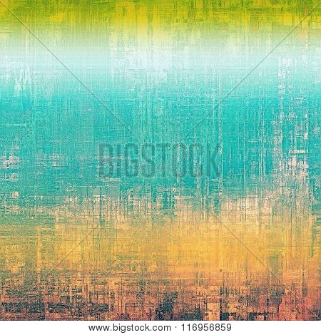 Old background or texture. With different color patterns: yellow (beige); white; blue; green; pink