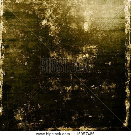 Grunge retro vintage texture, old background. With different color patterns: yellow (beige); brown; white; black; gray