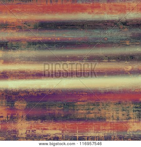 Old background or texture. With different color patterns: yellow (beige); brown; red (orange); black; purple (violet)