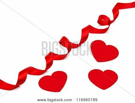 Heart And A Red Tape
