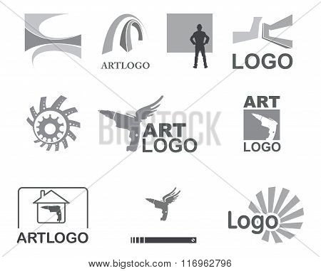 Options logo signs
