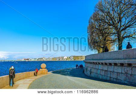 The Embankment