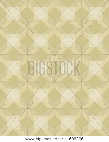 Abstract seamless parquet background