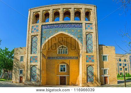 The Mausoleum Of Yunus Khan