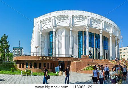 The Drama Theatre Of Tashkent