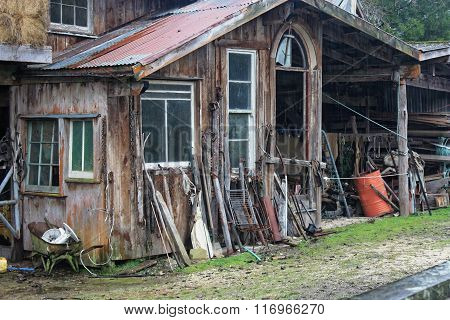 old shed 145
