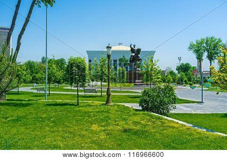 The Parks Of Tashkent